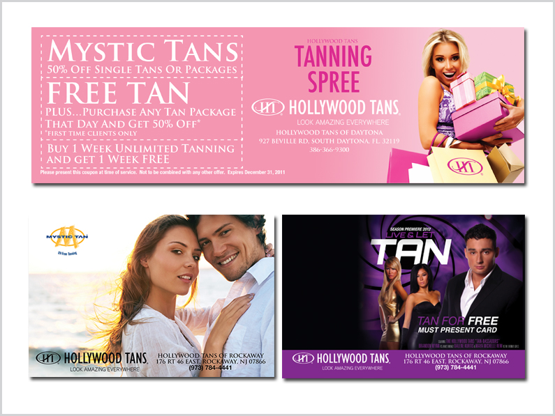 Coupons and direct mail