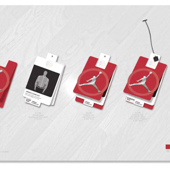 Footlocker Branding for Nike